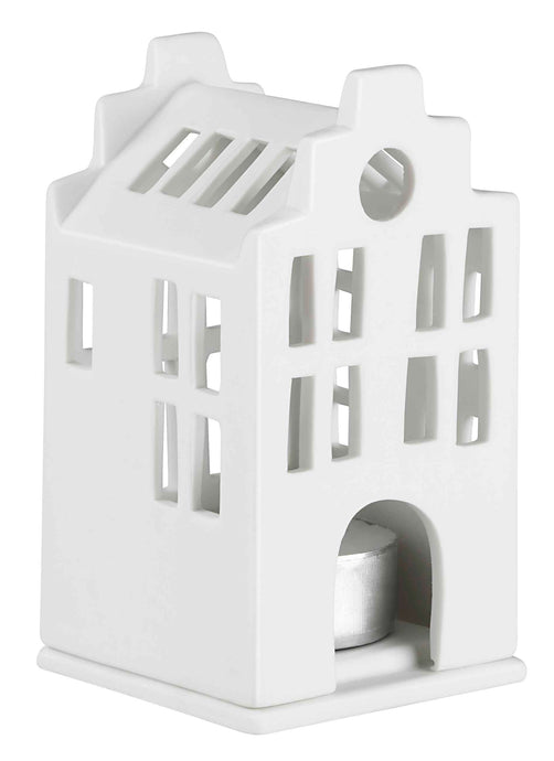 Porcelain Townhouse Light House Small