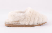 Load image into Gallery viewer, Shepherd of Sweden Nellie Slipper - Creme