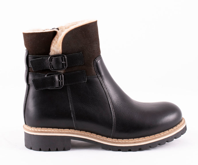 Shepherd of Swede Smilla Boot - Black