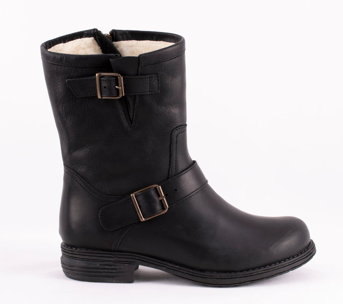 Shepherd of Sweden Linn Boot - Black