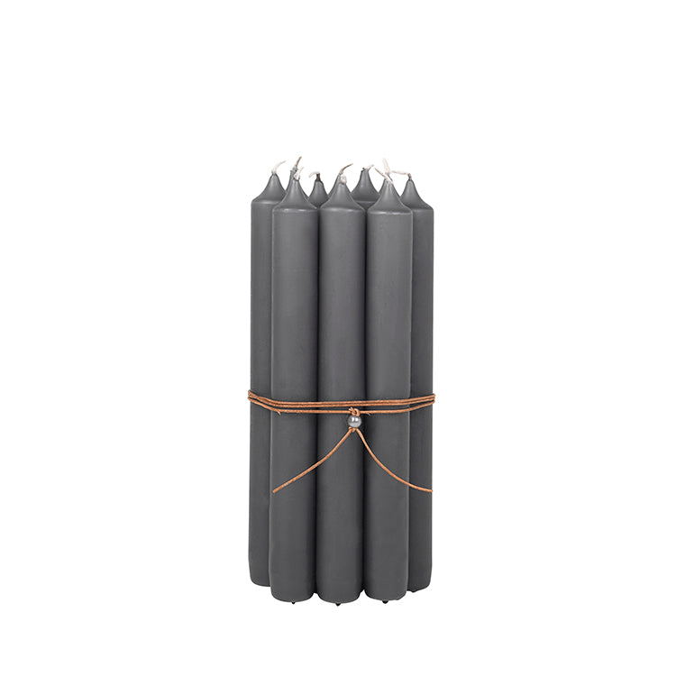 Anthracite Grey Classic Candle Bundle