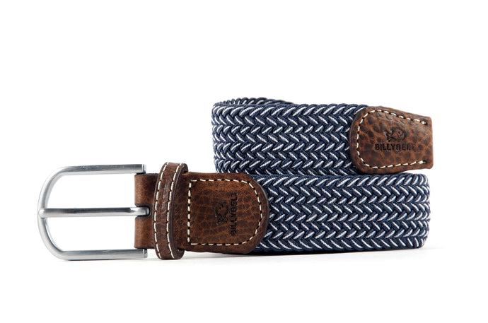 Woven Belt Two Tone The Bagota