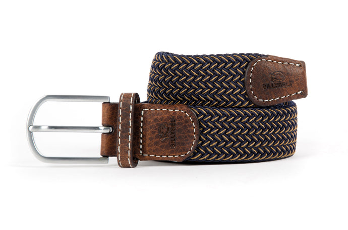 Woven Belt Two Tone The Havana