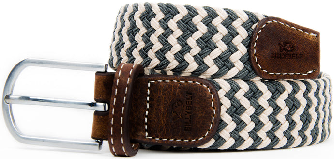 Woven Belt Two Tone The Panama