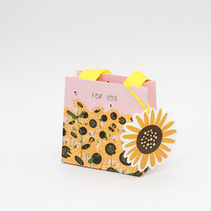 Small Gift Bag - Sunflower