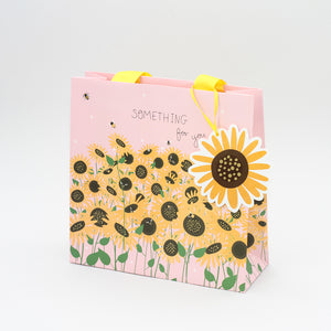 Medium Gift Bag - Sunflower