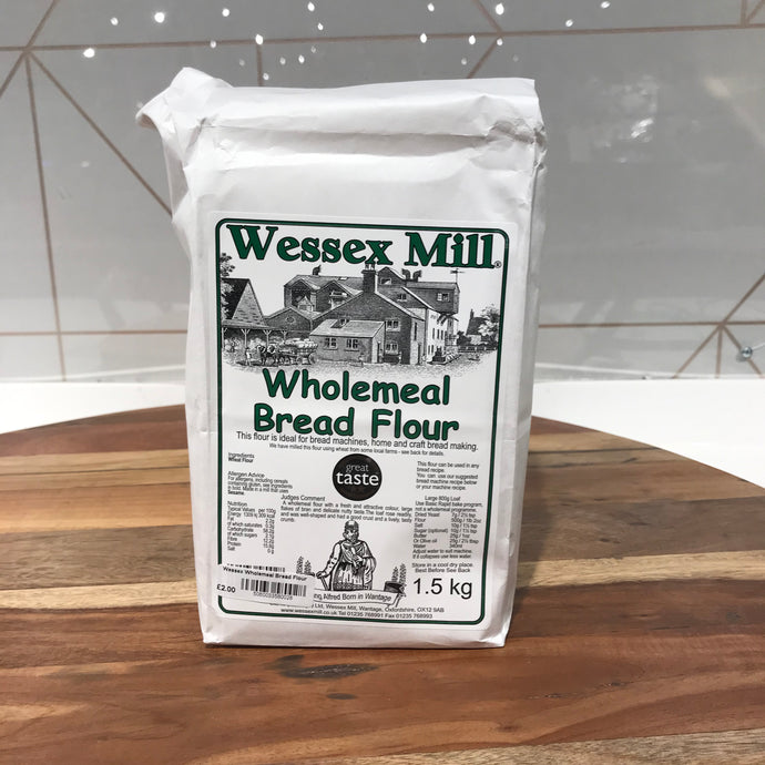 Wessex Mill Wholemeal Bread Flour