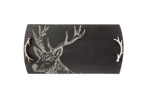 Stag Slate Large Serving Tray