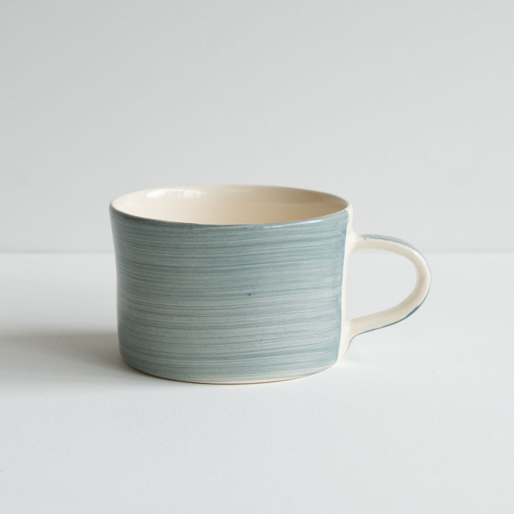 Musango Mug Plain Wash Dove Grey