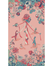 Load image into Gallery viewer, Summer Fete Print Scarf - Pink
