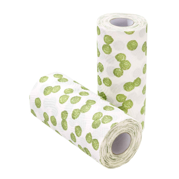 Botanical Sprout Kitchen Roll 2pk