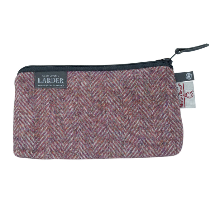 Harris Tweed® Cosmetic bag, one colour