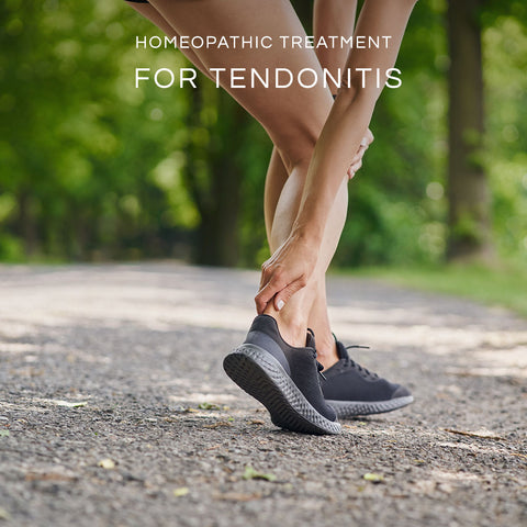Homeopathic Treatment for Tendonitis