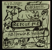 Hallowink Hollow: Rescue Me, Volume 3
