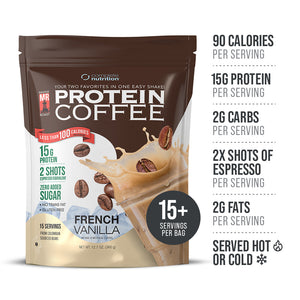 Maine Roast Protein Coffee Flavors
