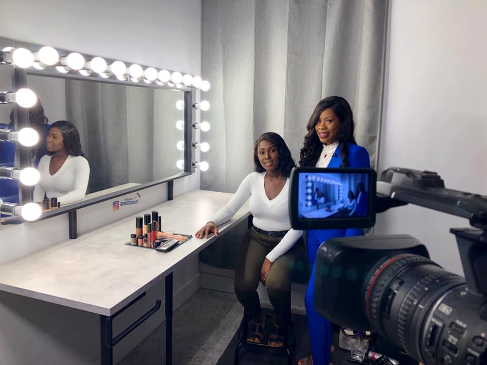 Marc and Mandy Show Feature So'Glo Cosmetics on City Tv