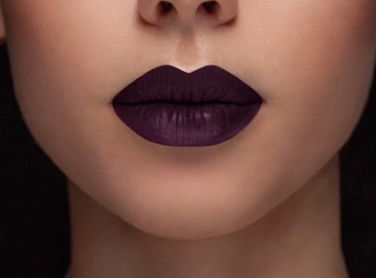 Black Berry Lipstick