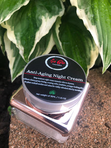 Anti- Aging Night Cream