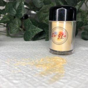 Light Gold Mineral Dust