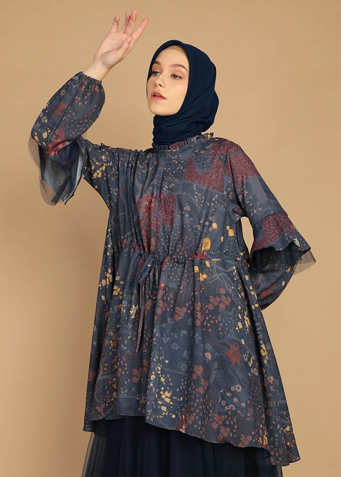 Lanterns Blouse