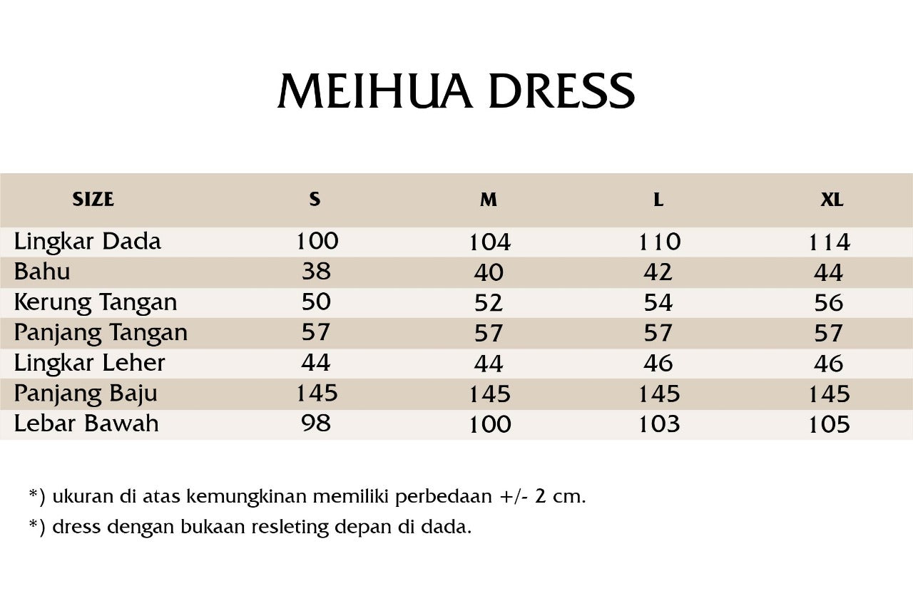 Meihua Dress