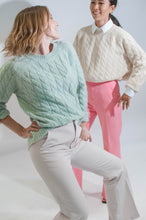 Load image into Gallery viewer, [Selected by MC] MONDAY SWEATER - IVORY