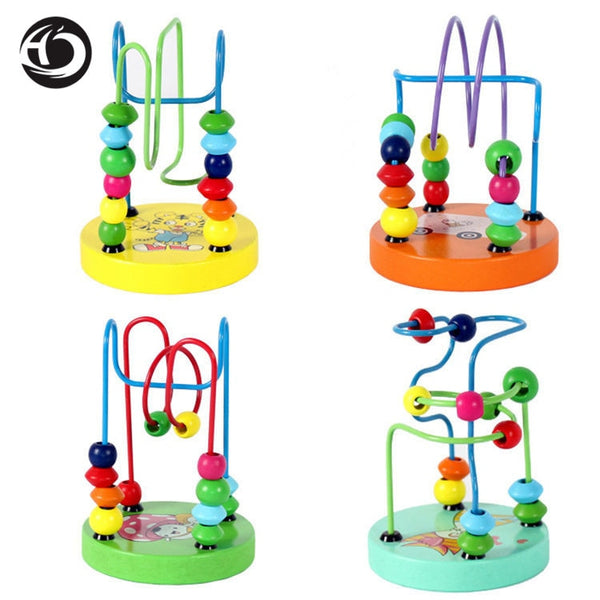 Educational toy beads