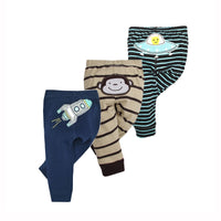 3PCS/Lot/Set Fashion Baby/Toddler Pants/Trousers/Leggings, Boys & Girls