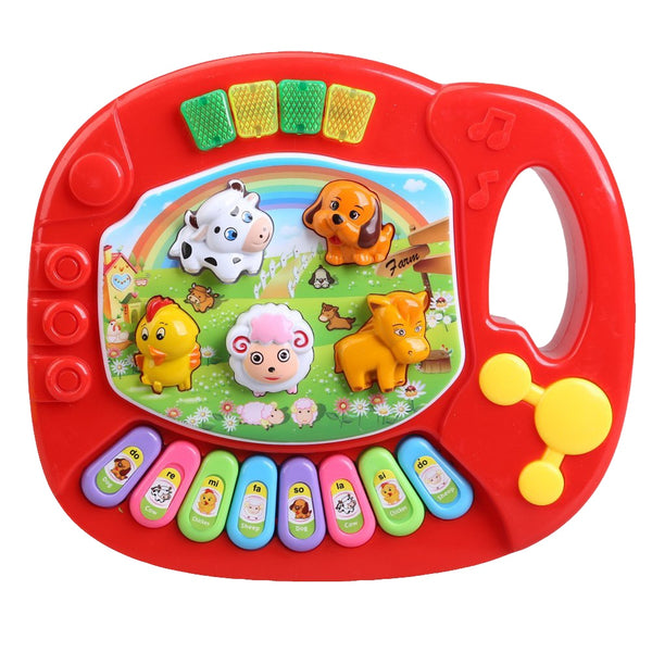 Baby Musical Educational Piano