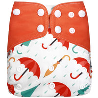 Reusable Waterproof Cloth Diaper