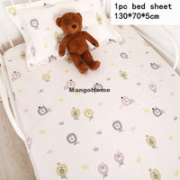 "1 pc baby bed fitted crib cover (120 x 60""/ 130 x 70 cm)"