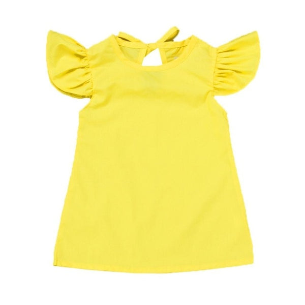 Baby Girl Dress Ruffles Party