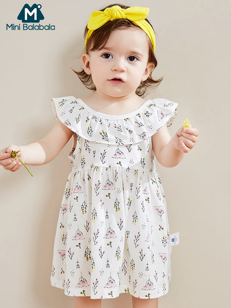 Baby Girls/ Toddler Dresses, Cotton