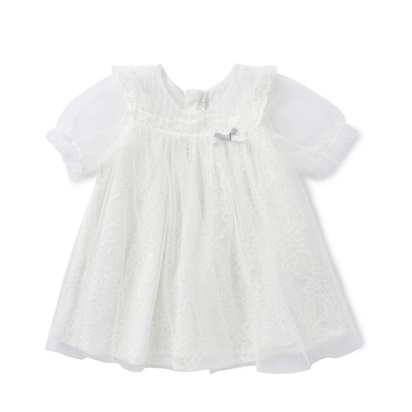 Baby Girl Floral Princess Dress Summer