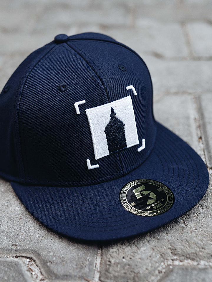 Snapback Monnem blue: Limited Edition