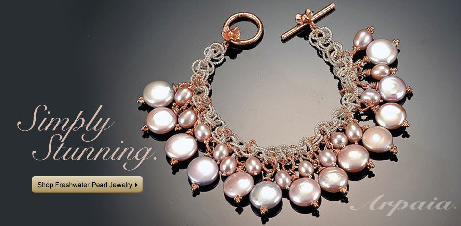 Women's Freshwater Pearl and Fine Jewelry