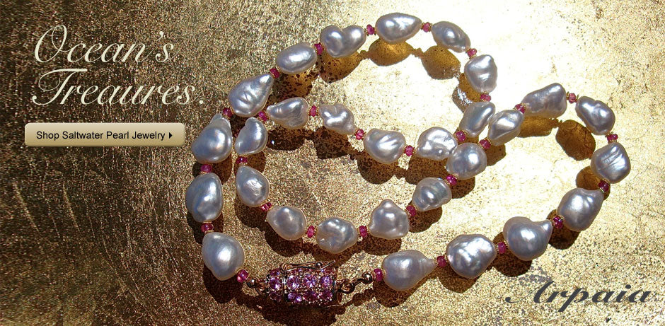 Women's Saltwater Pearl and Fine Jewelry