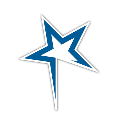 OCU Stars Decal - D1