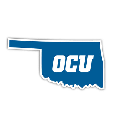OCU Home State Decal