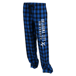 Boxercraft Flannel Pant, Royal/Black