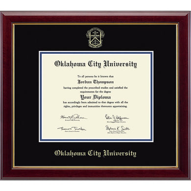 Church Hill Classics Masters Diploma Frame