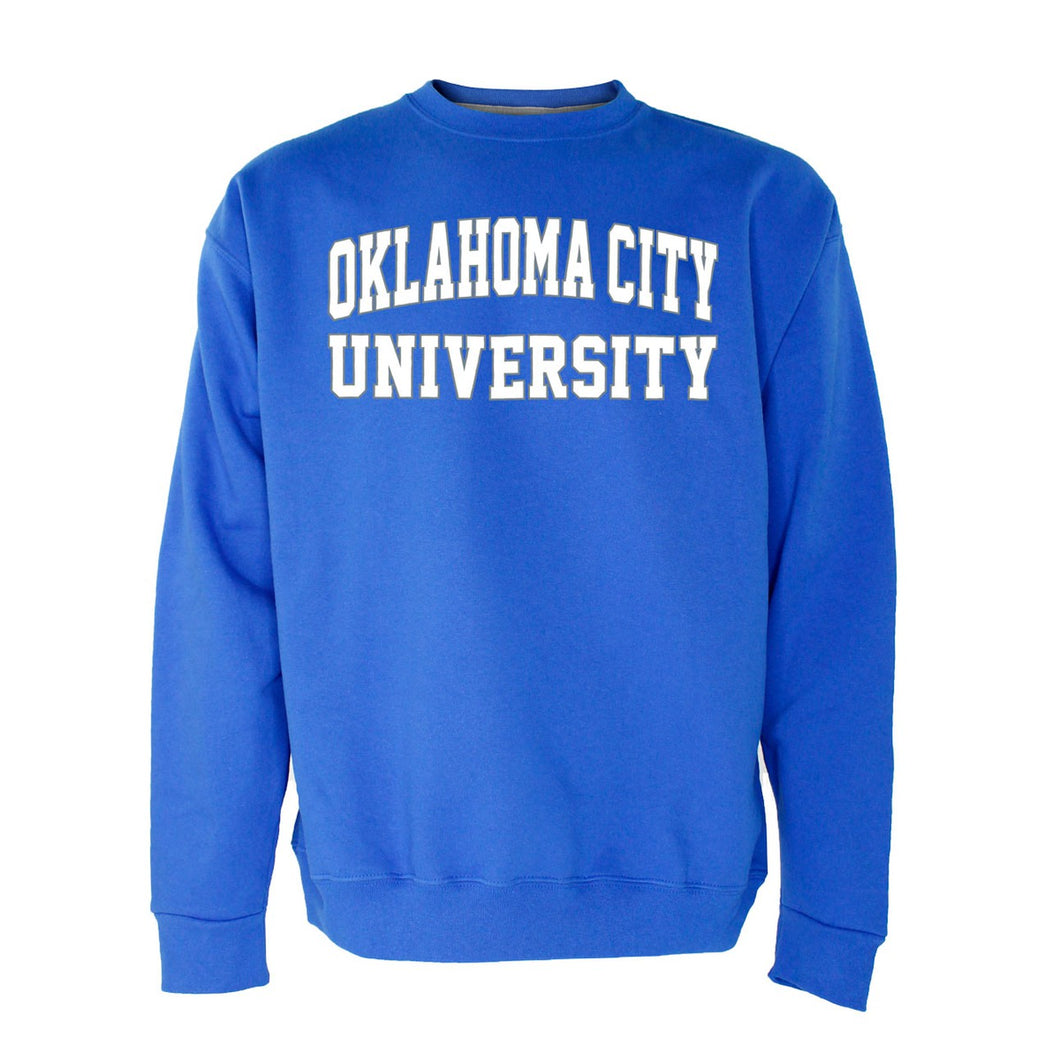 OnMission Crew Sweatshirt, Royal