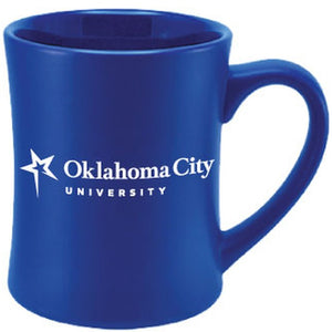 OCU Etched Mug - Royal