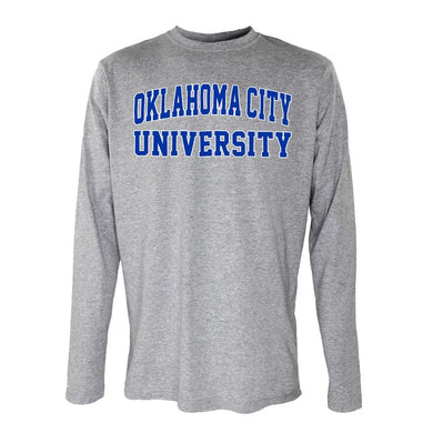 OnMission Long Sleeve Tee, Oxford