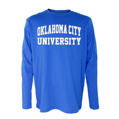 OnMission Long Sleeve Tee, Royal