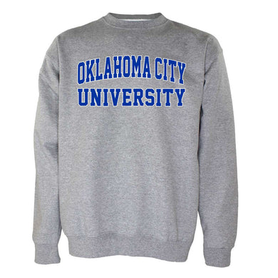 OnMission Crew Sweatshirt, Oxford