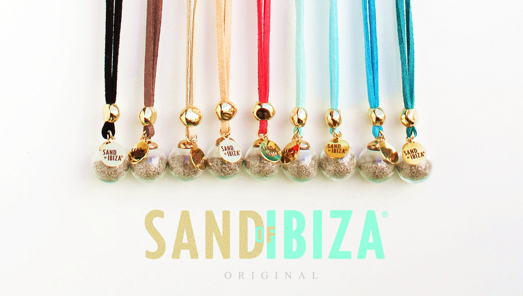 SAND OF IBIZA NECKLACES