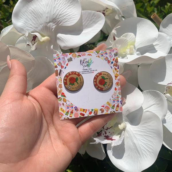 MAZAPAN EARRINGS