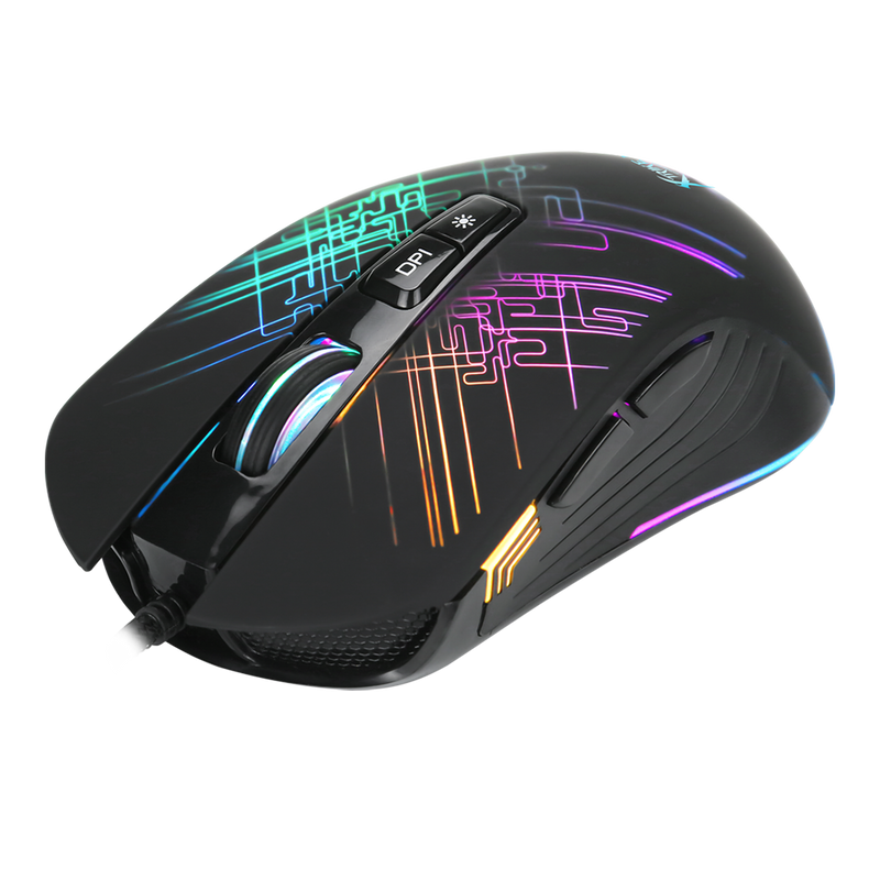 Mouse Xtrike Me Gaming GM-510