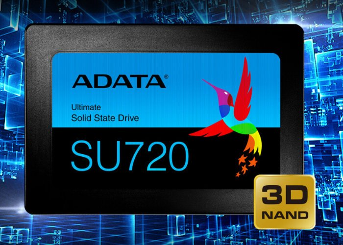 Disco Estado Sólido Adata SU720 500GB